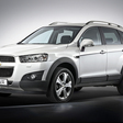 Chevrolet Captiva gets facelift for 2011
