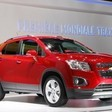 Chevrolet Confirms Trax for UK with 3 Engines