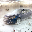 Chevrolet Malibu Tested in Climatic Wind Tunnel