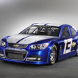 Chevrolet Reveals SS NASCAR Ahead of Road Car