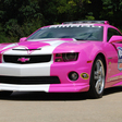 Chevrolet Will Donate Money to American Cancer Society for Caution Laps