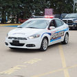 Chrysler Builds First and Only Dart Police Car