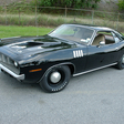 Chrysler Considering Barracuda to Replace Challenger