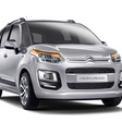 Citroën C3 Picasso Gets Updated for 2013 with LED Running Lights
