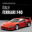 Countries and their cars: Italy – Ferrari F40