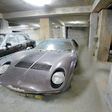 Coys Auctioning an Aristotle Onassis 1969 Miura S