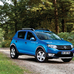 Dacia Brings Completely New Range of Sandero, Sandero Stepway and Logan to Paris