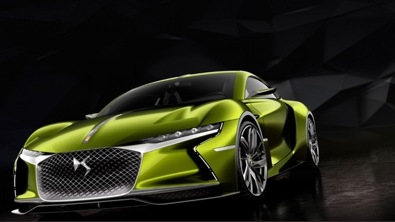 DS E-Tense concept heading to production?