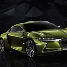 DS reveals electric concept E-Tense