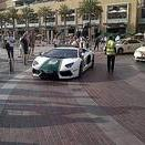 Dubai Adds Aventador and Camaro to Police Car Fleet