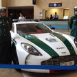 Dubai Police Add Aston Martin One-77 to Police Fleet