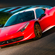 Ferrari Builds Custom 70s F1-Inspired 458 for Buyer