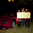 Ferrari Sells First F12berlinetta in US for Hurricane Sandy Relief