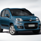 Thrifty Fiat Panda Natural Power comes to Paris