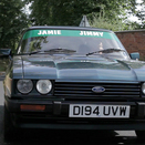 Final Ford Capri Starring with Jamie Oliver on BBC