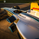 Finalized Formula E Car Will Debut in Las Vegas with Test Drive