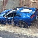 First 2014 Corvette Has Already Been Crashed