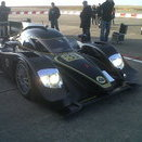 First Images of Lotus LMP2 Coupe Released