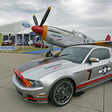 Ford Auctioning Red Tails Mustang GT to Teach Young People to Fly