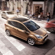 Ford B-Max Rated as Best-in-Class for Fuel Economy and CO2