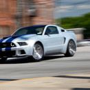 Ford Building Special Mustang for 'Need for Speed' Movie