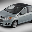 Ford C-Max Solar Energi Uses the Sun to Add Range