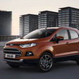 Ford EcoSport Debuts for Europe at Mobile World Congress