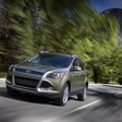 Ford Escape-Based Crossover for Lincoln Due for Detroit
