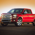 Ford F-150 Sheds 700lb with Aluminum Body and High-Strength Steel Frame