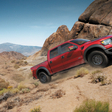 Ford F-150 SVT Raptor Gets Special Edition With Ruby Paint and Off-Road Power