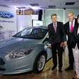 Ford Focus Electric Begins Production in Europe