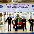 Ford Focus Verified as World's Best Selling Car