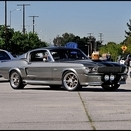 Ford Mustang Eleanor from Gone in 60 Seconds for Auction in May