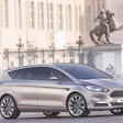 Ford unveils S-Max Vignale in Milan