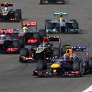Formula 1 Teams Approve Penalty Point System