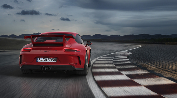 Four reasons why to love the new Porsche 911 GT3