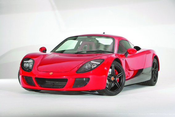 Ginetta G60 Brings Mid Engine Sports Car To Its Range