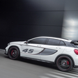 Mercedes Teases GLA45 AMG as Concept in LA