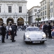 Hans-Joachim Stuck Driving Special 356 in Mille Miglia