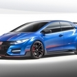 Honda unveils the new Civic Type R