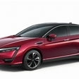 Honda FCV Clarity unveiled in Tokyo