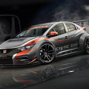Honda Going Racing Around Europe with Civic and Tourer in 2014