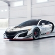 Honda launching race version of the NSX
