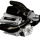 Honda reveals image of the new F1 engine