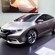 Honda Shows Next Gen Civic Tourer and Talks Next Type R