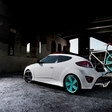 Hyundai Fits Veloster with Ragtop for Convertible Pickup