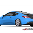 Hyundai Gears Up for the SEMA Show with 1,000hp Genesis Coupe