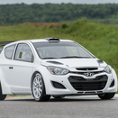 Hyundai i20 WRC Gets High-Altitude Gravel Test in Spain
