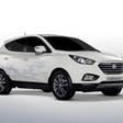 Hyundai Sends ix35 Fuel Cell to Brussels as Demonstration