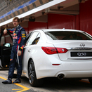 Infiniti Announces Vettel as Director of Performance and Reveals Prices of New Models